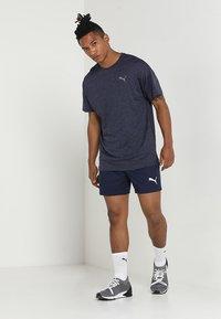Puma - ACTIVE SHORT - Sports shorts - peacoat - 1