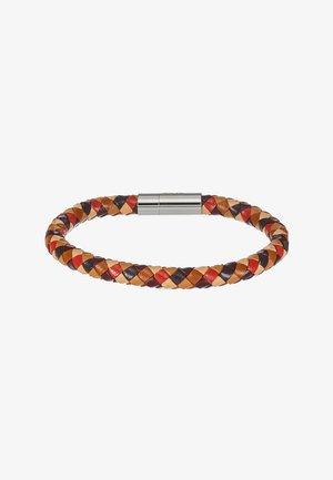 BRACELET PLAIT - Bracelet - brown