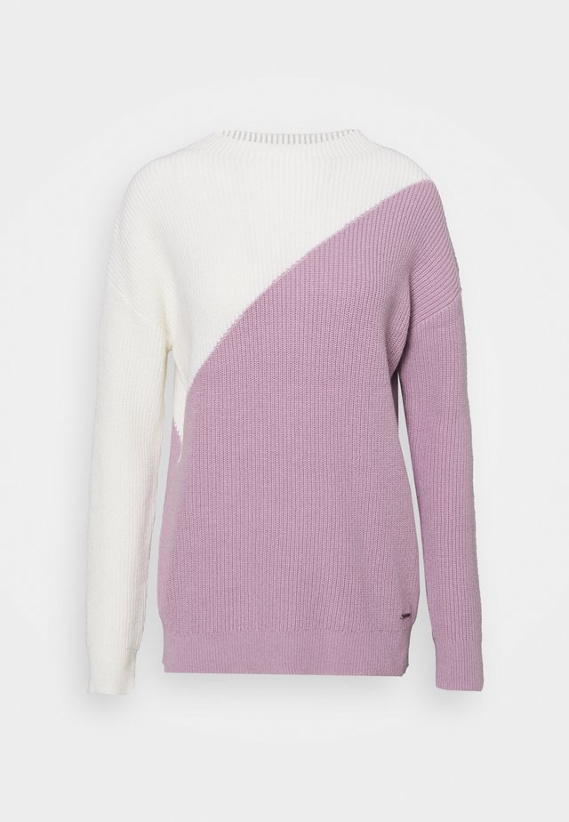 Sweter - light pink