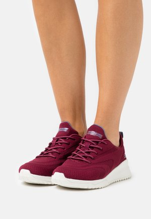 BOBS SQUAD 3 - Sneakers laag - burgundy