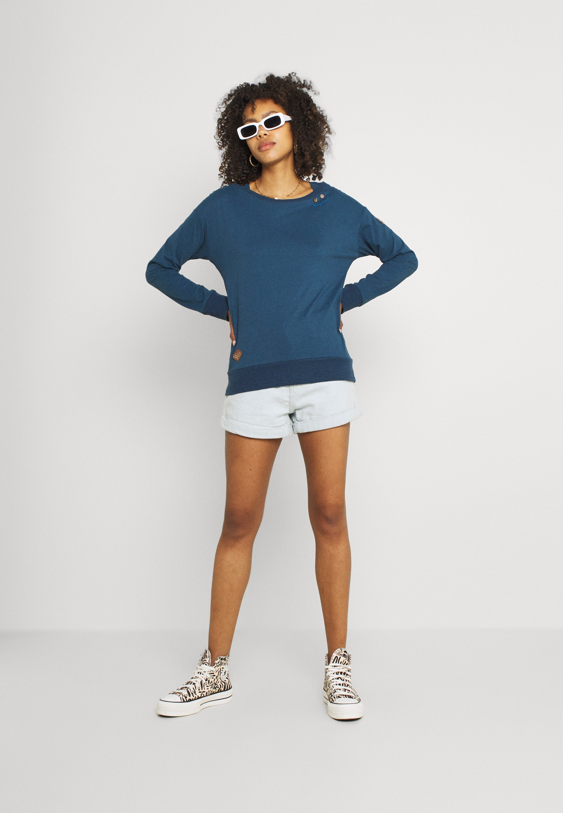 Donna NEREA - Maglietta a manica lunga