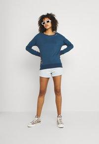 Ragwear - NEREA - T-shirt à manches longues - navy - 1