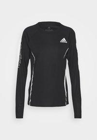 adidas Performance - REFLECTIVE - Camiseta de deporte - black - 5