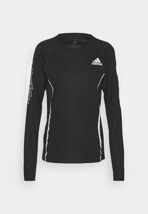 REFLECTIVE - T-shirt de sport - black