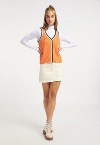 myMo - Cardigan - orange - 1