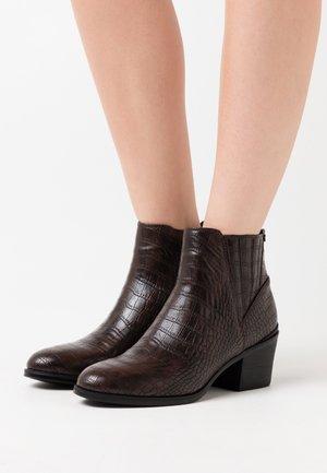 PESARO  - Ankle boot - dark brown