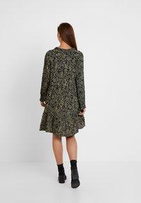 Superdry - SCANDI DRESS - Shirt dress - green - 3