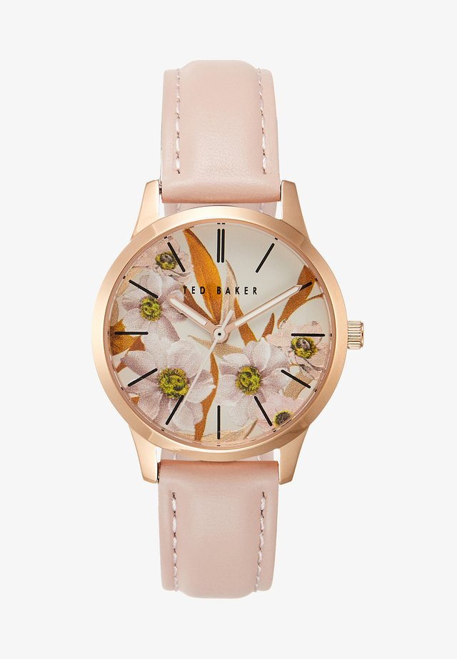 FITZROVIA - Reloj - rosegold-coloured