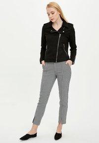 DeFacto - Light jacket - black - 1