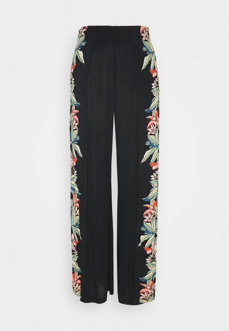 Billabong - SPLIT SPIRIT - Trousers - black