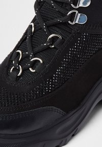 River Island - HIKER - High-top trainers - black - 1