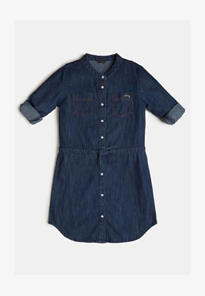 Denim dress - dunkelblau