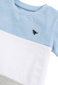 Next - Print T-shirt - blue - 2