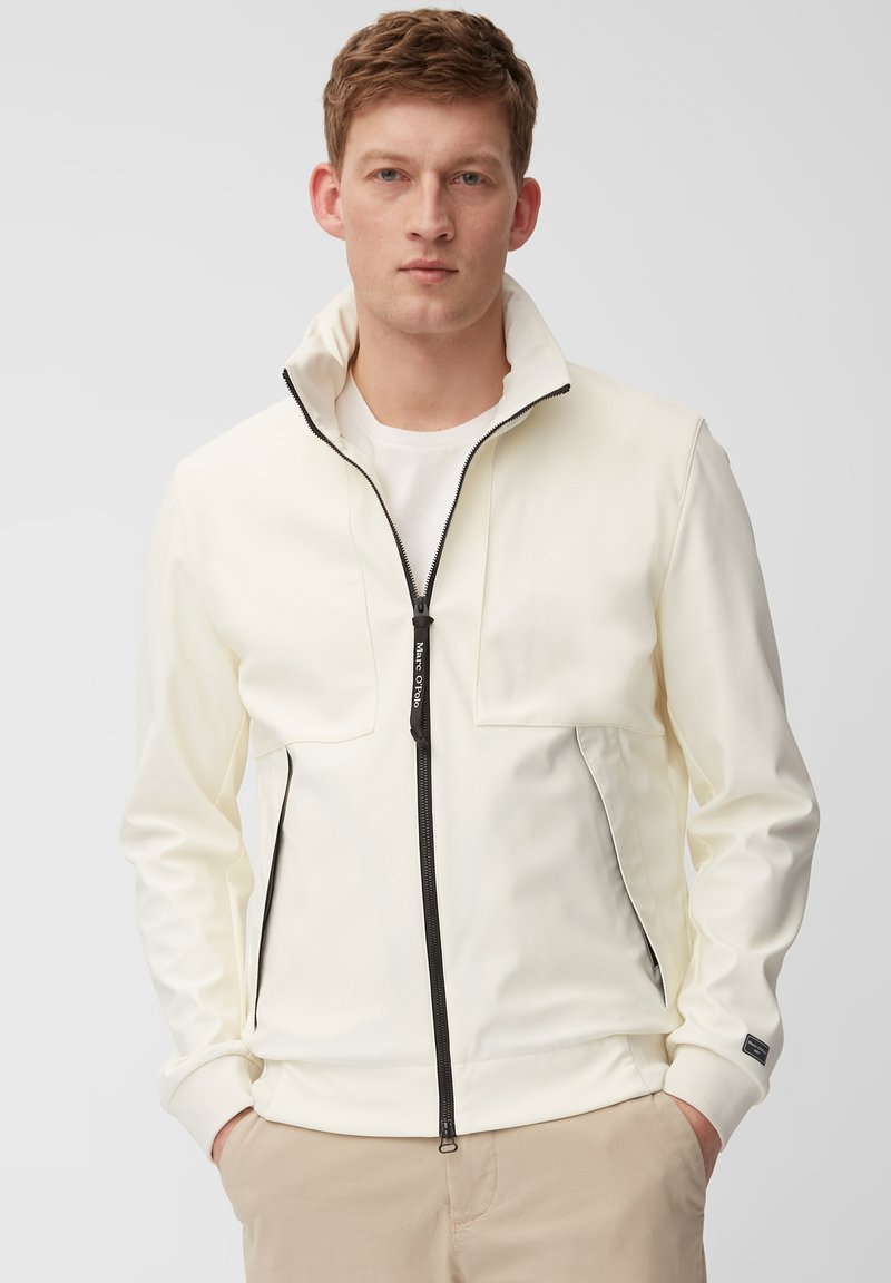 Marc O'Polo - Bomber Jacket - white