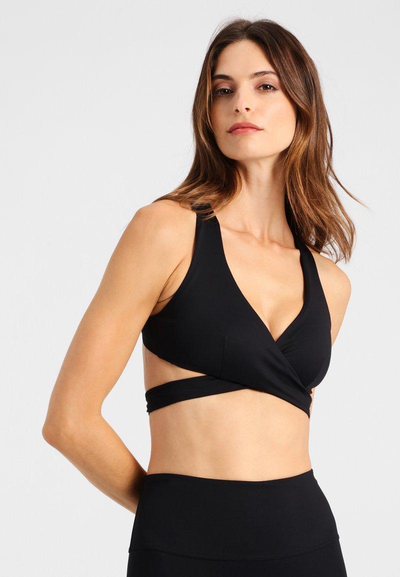 Daquïni - T-shirt bra - black