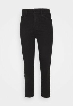 CROPPED - Jeans Skinny Fit - black denim
