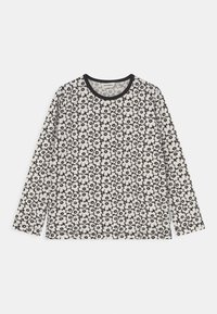 Marimekko - OULI PIKKUINEN UNIKKO - Long sleeved top - black/off white - 0
