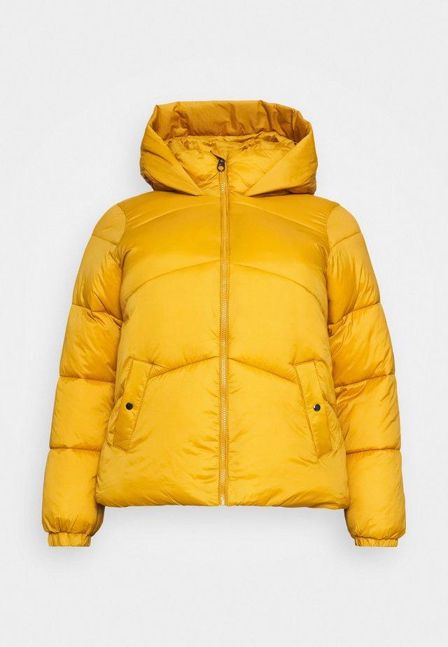 VMUPSALA SHORT JACKET - Zimní bunda - buckthorn brown
