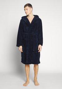 Pier One - Dressing gown - dark blue - 0