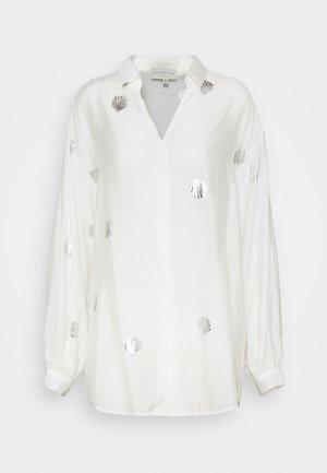 SHELL SHIRT - Blouse - white