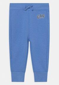 GAP - TODDLER BOY LOGO - Broek - moore blue - 0
