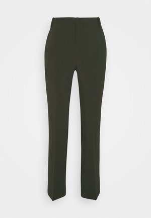 BIRDIE CROPPED - Trousers - green