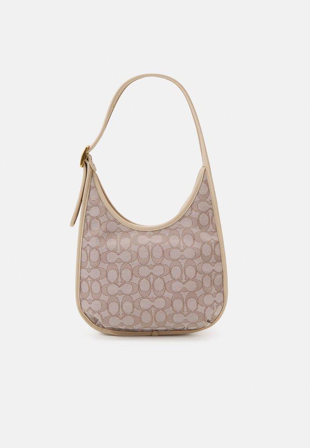 ORIGINALS SIGNATURE ERGO SHOULDER BAG - Handbag - stone ivory