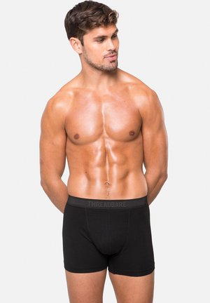 10PACK - Pants - schwarz