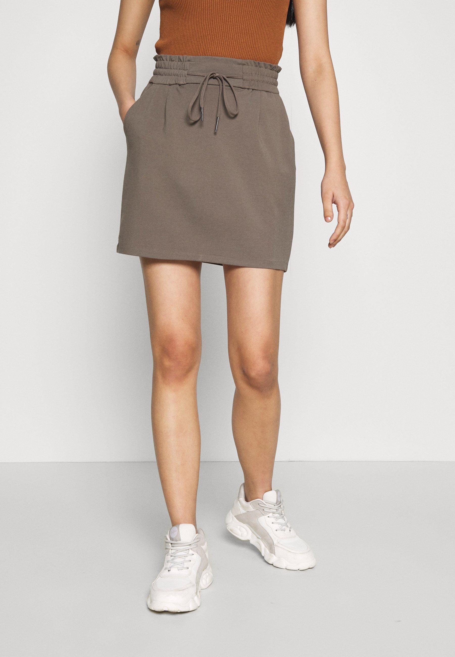 Women VMEVA SHORT RUFFLE SKIRT - Mini skirt