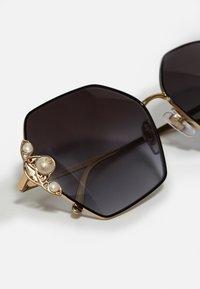 Dolce&Gabbana - Solglasögon - gold-coloured - 4