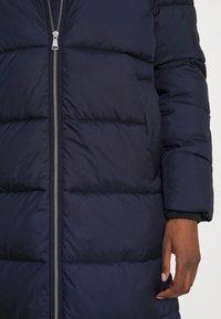 Marc O'Polo DENIM - LONG PUFFER COAT - Winter jacket - scandinavian blue - 6
