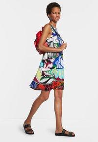 Desigual - ORLEANS - Korte jurk - multicolor - 1