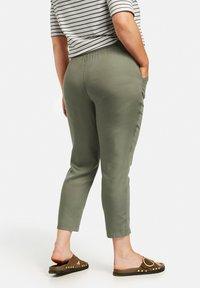 Samoon - Trousers - cactus green - 2