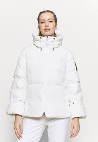 Cross Sportswear - HOODY - Doudoune - undye - 0
