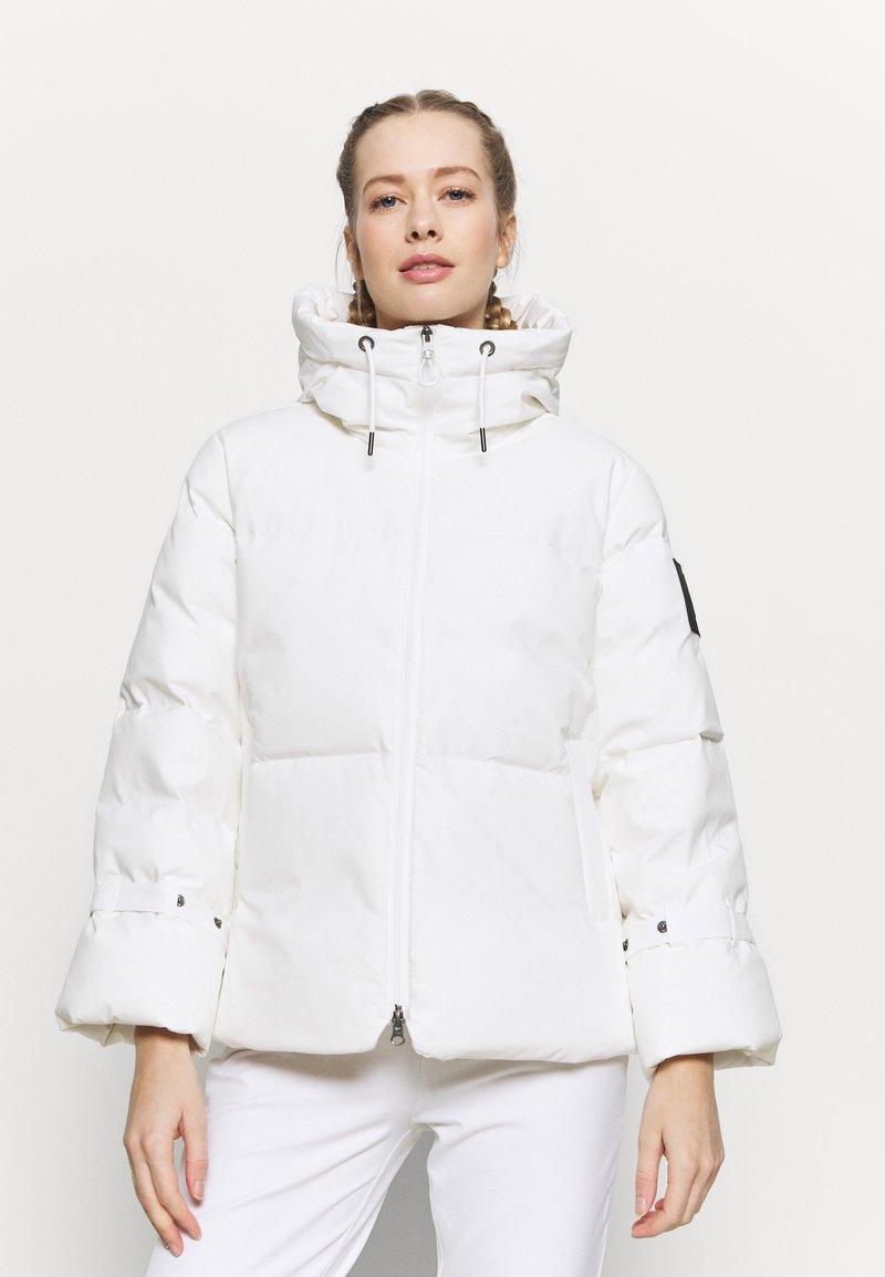 Cross Sportswear - HOODY - Doudoune - undye