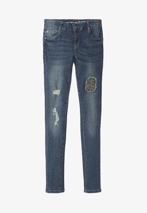 IM DESTROYED-LOOK - Straight leg jeans - blue denim