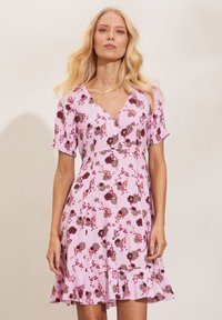 Odd Molly - DAHLIA - Day dress - pink whisper - 1
