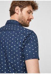 s.Oliver - KURZARM - Shirt - blue - 9
