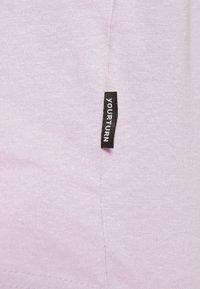 YOURTURN - UNISEX  - T-shirt - bas - lilac - 4