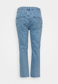Cotton On Curve - MILLIE - Straight leg jeans - blue - 1