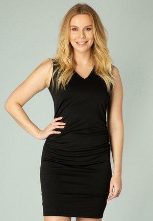 ONE PIECES NOVA - Shift dress - black
