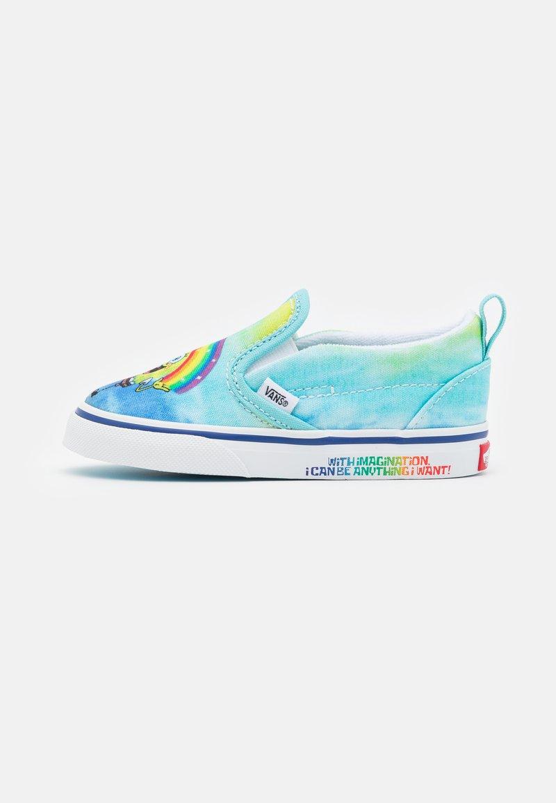 Vans - TD VANS X SPONGEBOB SLIP ON V UNISEX - Slip-ons - multicolor