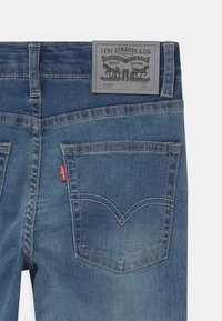 Levi's® - 510 SKINNY PLAY ALL DAY UNISEX - Vaqueros slim fit - blue denim - 3