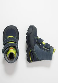 Pepino - BIXI - Baby shoes - nautic/nebel - 1