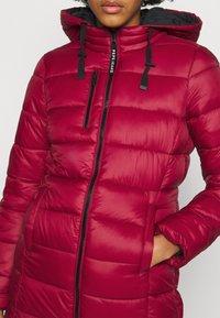 Pepe Jeans - LINNA - Winter coat - currant - 6