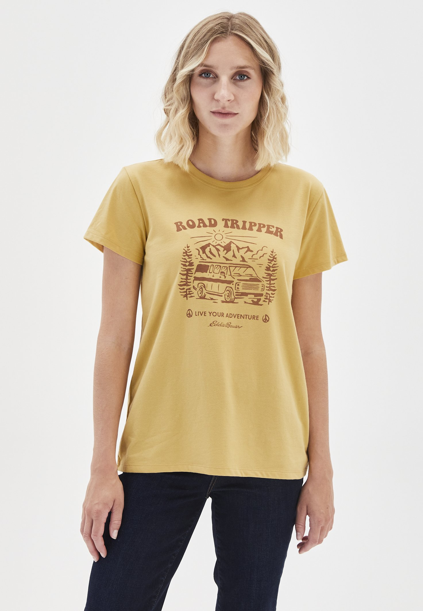 Damen ROAD TRIPPER - T-Shirt print