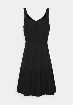 GOLF ABITO - Jumper dress - black