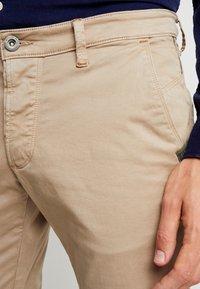 camel active - Chino kalhoty - beige - 3