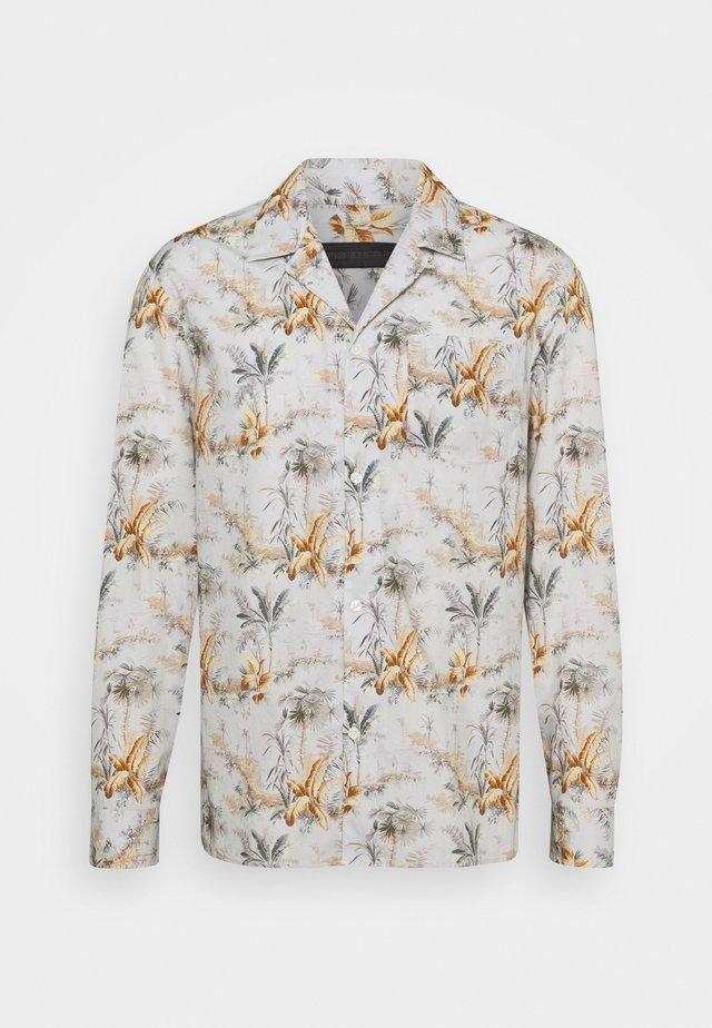 MAURI - Camicia - beige