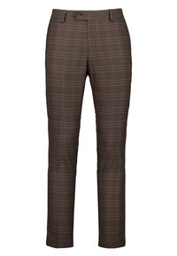 Next - Suit trousers - brown - 0